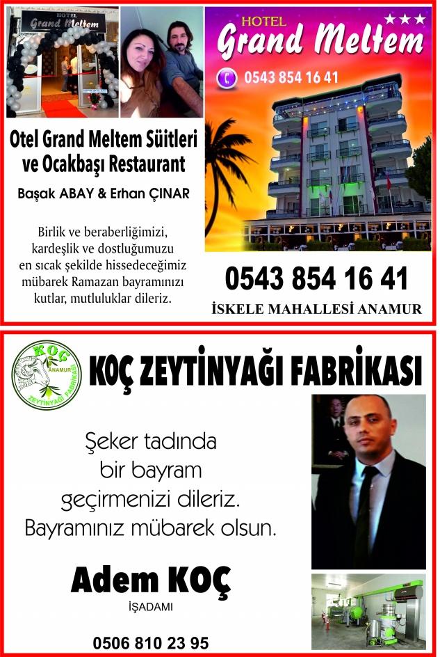 bayram 20186